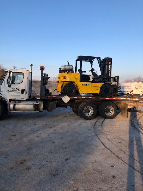 Mid-Ohio Forklifts